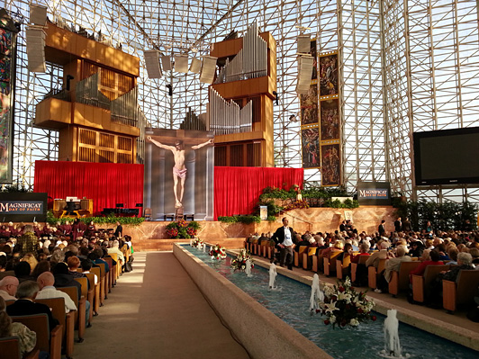 Jerome Lejeune Crystal Cathedral beatification